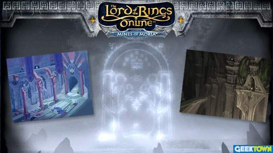 Lord of the Rings Online. The Mines of Moria