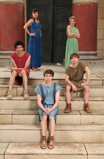 Plebs - Coming to ITV1