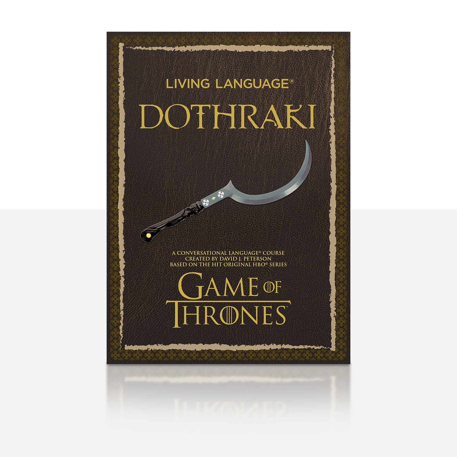Dothraki Language Book Set