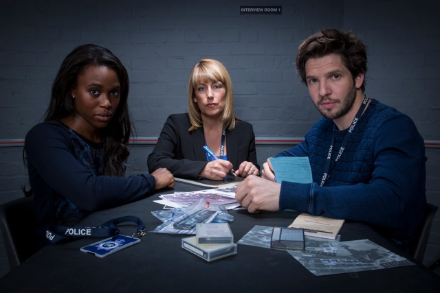 Channel 5's Suspects returns in Jan 2015
